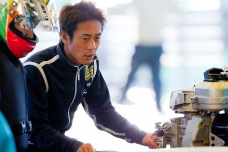 田中 信一郎選手の特徴
