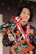 萩原秀人選手の特徴