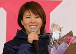 竹井奈美選手の特徴