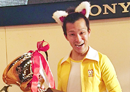 山田康二選手の特徴