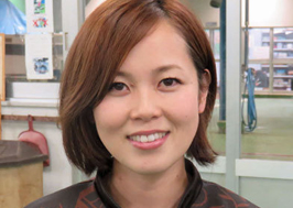 平山智加選手の特徴