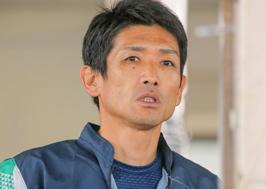 角谷健吾選手の特徴