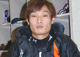 上田龍星選手の特徴