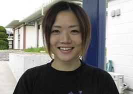 深川麻奈美選手の特徴